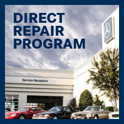 Welcome to mercedes benz of knoxville collision center for Mercedes benz collision center