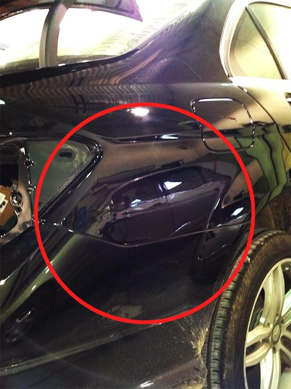 Paintless Dent Repair >> Why Mercedes-Benz Collision Center? Because we offer Paintless Dent Repair. | Mercedes-Benz ...